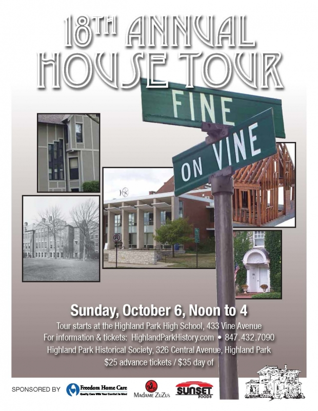 18th Annual House Tour – Fine on Vine