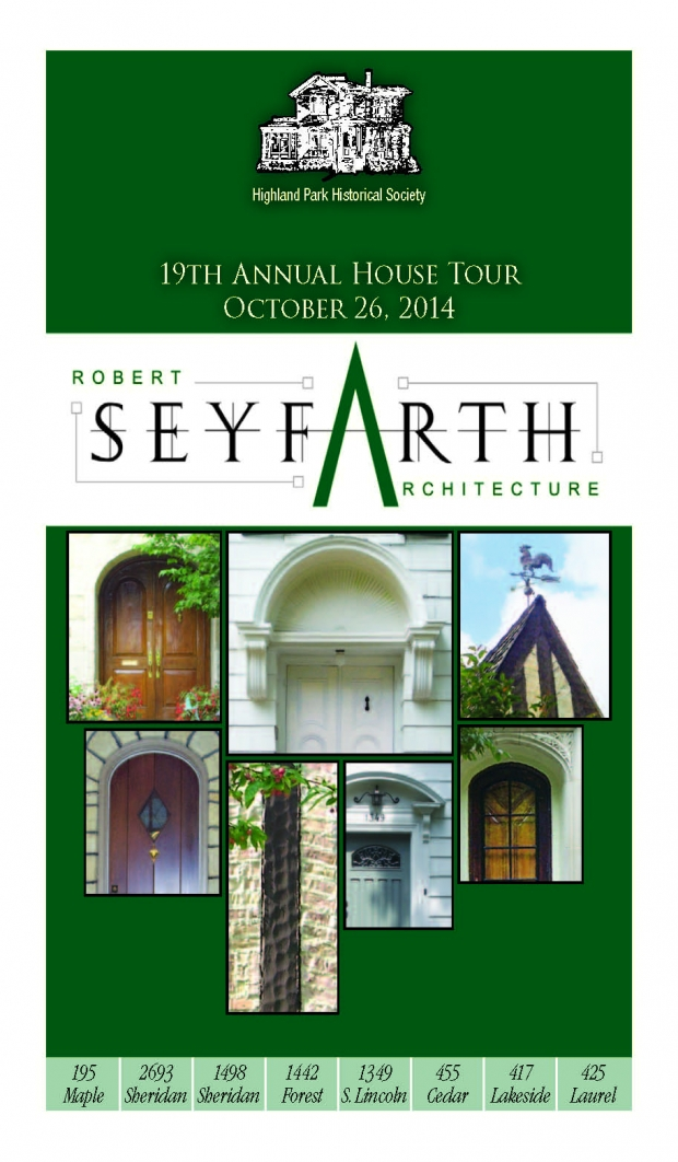 19th Annual House Tour