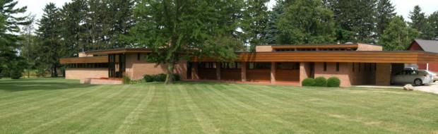 Muirhead Farmhouse: A Frank Lloyd Wright Designed Home