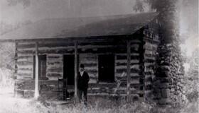 Stupey Cabin since 1847